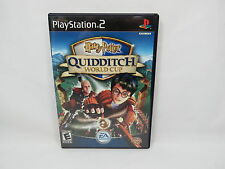 Sony Playstation 2 PS2 Harry Potter: Quidditch World Cup HTF Great Gift! VGC,1