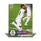 Topps Now UCL 2020-21 - Card 007 - Vinicius Junior - Real MadridTrading Card Einzelkarten - 261328