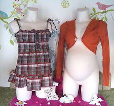 Lot vêtements grossesse occasion maternité... Haut, Gilet ... T : 38 / 40