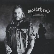 Motorhead The Best of Greatest Hits 2 CD -