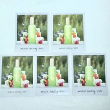 Lot of 5 Samples Tata Harper Hydrating Floral Essence 0.05 oz Ea/0.25 oz Total