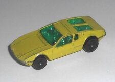 1970 Corgi Juniors ~ WhizzWheels ~ DE TOMASO MANGUSTA ~ Diecast Car