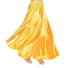 Danzcue Fashion Satin Belly Dance Skirt