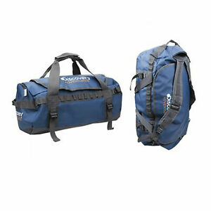 Summit Discovery Adventures Holdall Rucksack Waterproof Convertible PVC Bag 30L