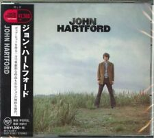 JOHN HARTFORD-S/T-JAPAN CD C41
