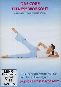 Das Core Fitness Workout - Straffe Muskeln und eine schlanke Figur[DVD/NEU/OVP]