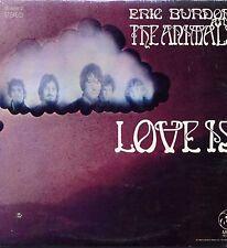 """ERIC BURDON & THE ANIMALS """"LOVE IS"""" ORIG US 1968 2 LPS M-"""