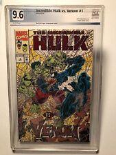 Incredible Hulk vs. Venom, Mail Order One Shot, NM+ PGX 9.6, not CGC or CBCS