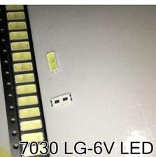 5 LED 7030 retroilluminazione TV LG 1w 100-110lm 6v