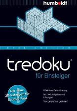 tredoku für Einsteiger: Der neue 3D-Ratespaß für Sudoku-Fans. Effektives Gehirnt