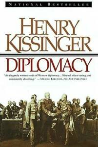 Diplomacy (Touchstone Book) - Paperback By Kissinger, Henry - GOOD