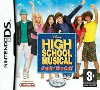 High School Musical: Makin' the Cut (Nintendo DS Game) *GOOD CONDITION*