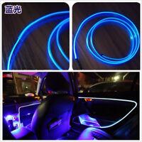 4m Interior Optical LED Ambient Light Decorative Atmosphere Lamp Fiber Optic DIY