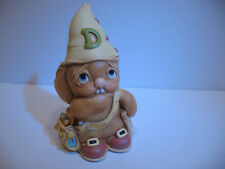 New Pendelfin Duffy in pink Shoes figurine rabbit Bunny w/ Box