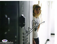 Imogen Poots Need for Speed 28 Weeks Signed Autograph 8x10 Photo PSA DNA COA