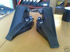 Kubota Mini digger bolt on sidecutters 2 leg c/w bolts