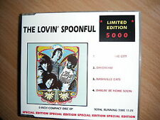 THE LOVIN' SPOONFUL LTD ED of  ONLY 5000  CD E.P SUMMER IN THE CITY 1988 DELETED