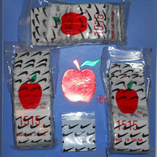 "apple brand baggies zippitz bags 1.5""x1.5"" 1515 size swoosh 300ct  Sick Price!"