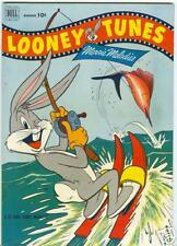 Looney Tunes #130 August 1952 Fn-