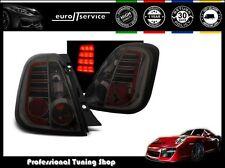 FANALI FARI POSTERIORI LDFI05 FIAT 500 2007- SMOKE LED
