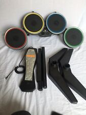 Wired USB Nintendo Wii Rock Band Drum Set Controller NO Legs And Dongle
