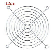 2pcs 60/110/120mm Metal Grill Finger Axial Fan Guard Protector for PC Computer 120mm