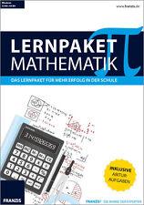Lernpaket Mathematik Von Hans-dieter groß FRANZIS Verlag GmbH
