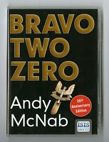Andy McNab: Bravo Two Zero - Unabridged Audio Book - MP3CD