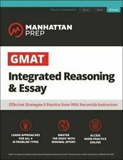 GMAT Integrated Reasoning & Essay Strategy Guide #7991