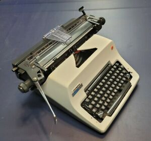 1976 Olympia SG3 Typewriter. Wide Carriage. Made In Germany.  Works Great.