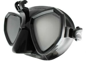 Spearfishing Diving Mask Salvimar Trinity GoPro Mask Camera Mount Retail Box NEW