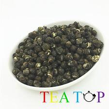 TEATOP(Free Post Buy 4)100% Organic King grade Jasmine Dragon Pearl Tea 80g
