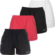 LA Gear Pantaloncini Bermuda IN Tessuto Donna S M L XL 3XL Bagno Fitness