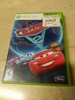 Disney Pixar Cars 2 Microsoft Xbox 360