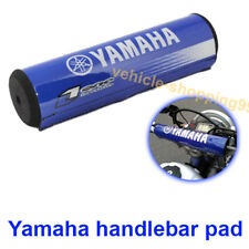 Yamaha Handlebar Pad Blue Motorcycle Crossbar Motocross Dirt Bike ATV Bar Grip