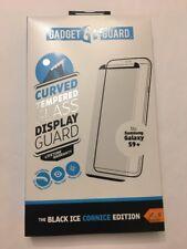 Gadget Guard Black Ice Cornice 2.0 Tempered Screen Protector, Samsung Galaxy S9+