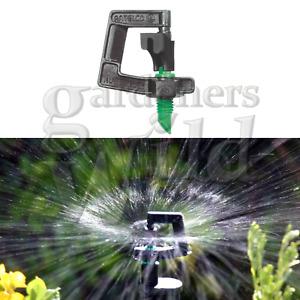 ROTOR SPRAY MINI SPRINKLER ANTELCO micro irrigation dripper emitter green base