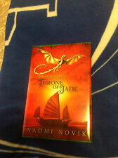 Throne Of Jade Signed Limited Edition by Naomi Novik