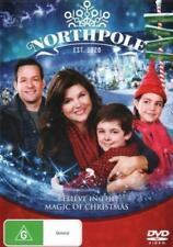 Northpole [North Pole] DVD CHRISTMAS MOVIES SANTA CLAUSE ELVES ELF BRAND NEW R4