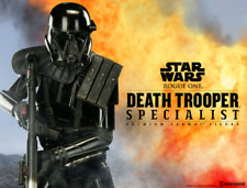 Sideshow Collectibles Star Wars: Rogue One Death Trooper Specialist 21in. Action Figure