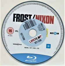 Frost Nixon Blu Ray