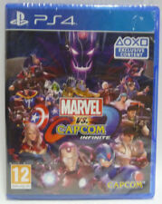 MARVEL VS CAPCOM INFINITE - SONY PLAYSTATION 4 PS4 - NUOVO NEW