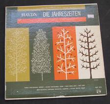 HAYDN - The Seasons - STICH RANDALL , WALTER GOEHR . MMS 2078 2 lp Gatefold