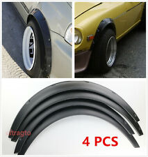 Universal Car Truck Wheel Fender Flares Cover Wide body Kit wheel arches 4.5""