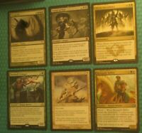 Abzan (White Black Green) Sacrifice Graveyard EDH Commander Lot, NM-LP