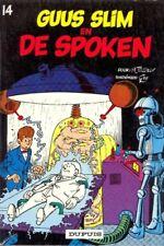 Guus Slim 14: Guus Slim en de Spoken.