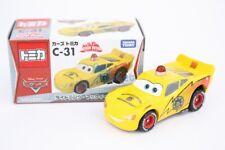 Tomica Takara Tomy Disney PIXAR CARS C-31 Rescue Go Lightning McQueen Diecast