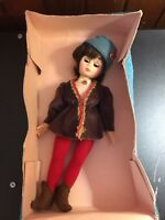 "Vintage Madame Alexander Romeo Boy Doll #1360 In Original Box 11"" High"