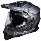 Adult Castle X Mode Dual Sport Helmet SV AGENT Motorcycle ATV UTV SxS Off Road