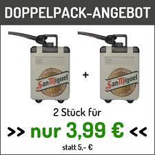 Angebot Travelsafe Kofferlabel, Kofferanhänger, Namensschild, Kofferschild mit L